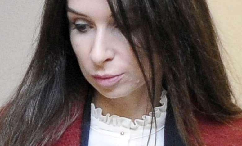 Marta Kaczyńska w młodości
