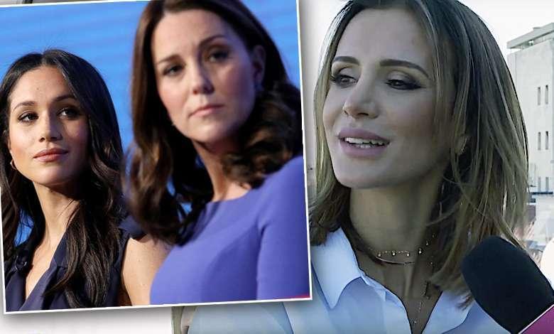 Księżna Kate, Meghan Markle, Sara Boruc opinia