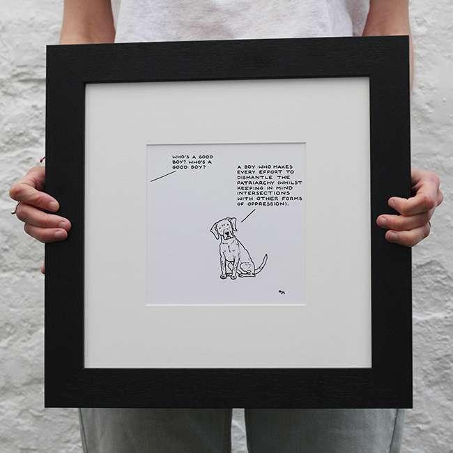 Meghan Markle - pamiątkowy rysunek