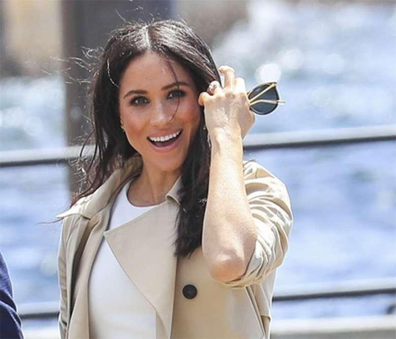 Wizyta Meghan Markle w ciąży i księcia Harry'ego w Sydney