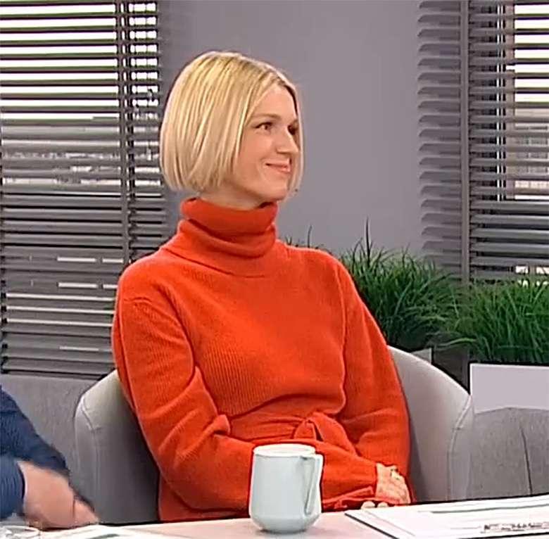 Magda Mołek ma nową fryzurę