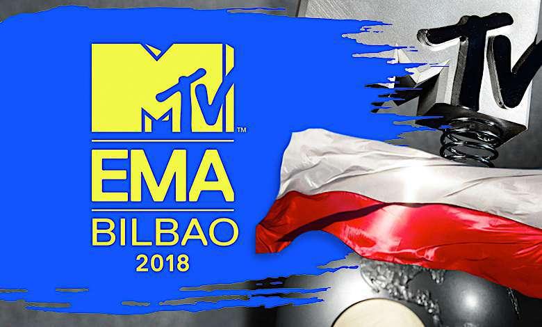 MTV EMA 2018 Polska nominacje, kategorie