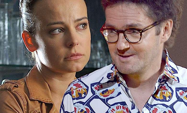Anna Mucha i Kuba Wojewódzki, rola w M jak miłość