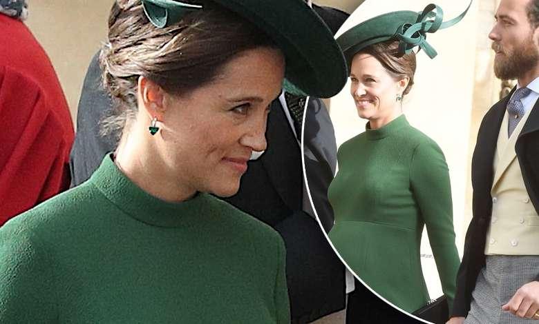 Pippa Middleton ciąża, ślub księżniczki Eugenii