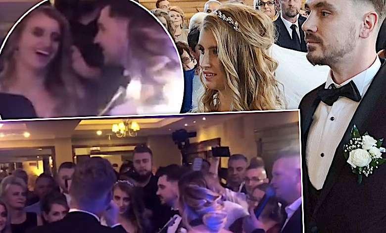 Daniel Martyniuk I Ewelina Golczyńska Wideo Z Wesela Zobacz