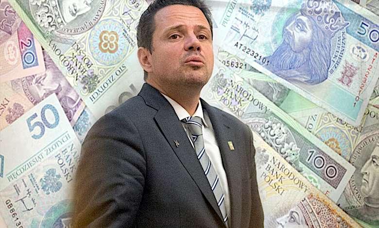 Oto zarobki Rafała Trzaskowskiego. Tyle dostanie jako nowy prezydent Warszawy