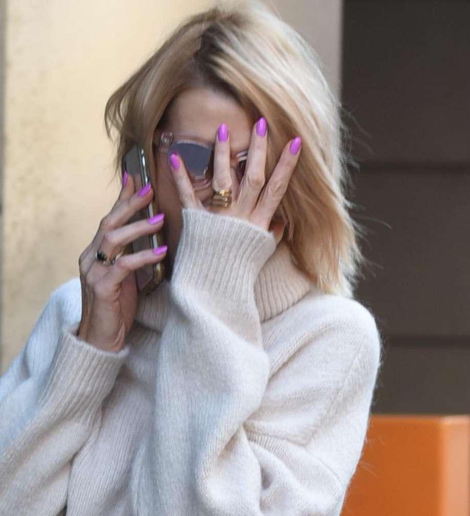 Tatiana Mindewicz-Puacz pokazała swój różowy manicure