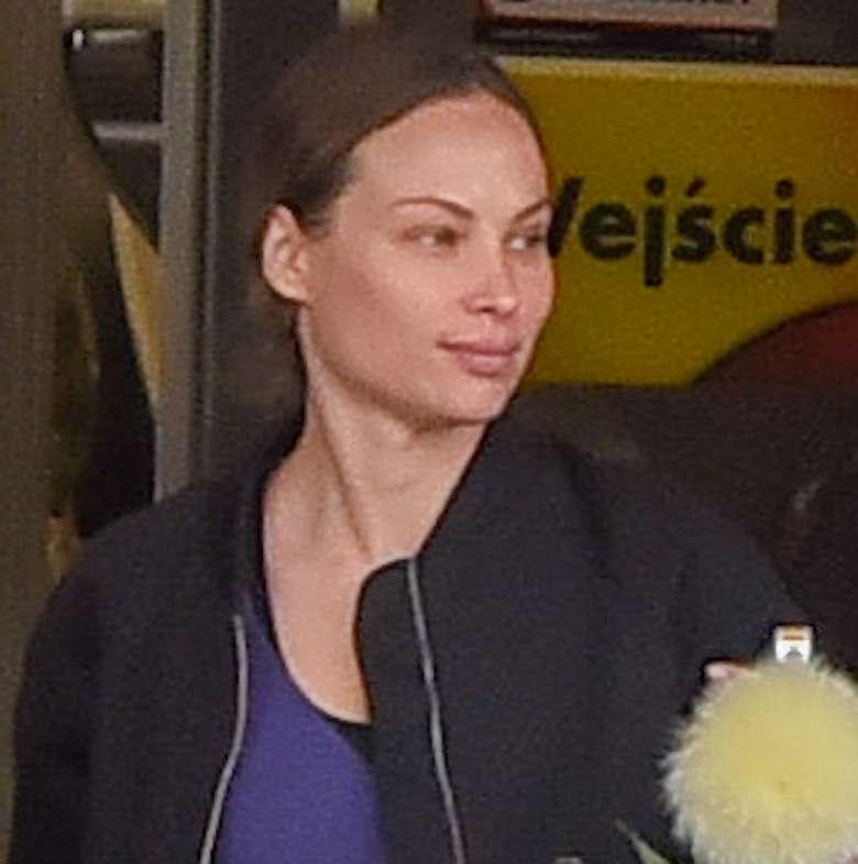 Weronika Książkiewicz bez makijażu