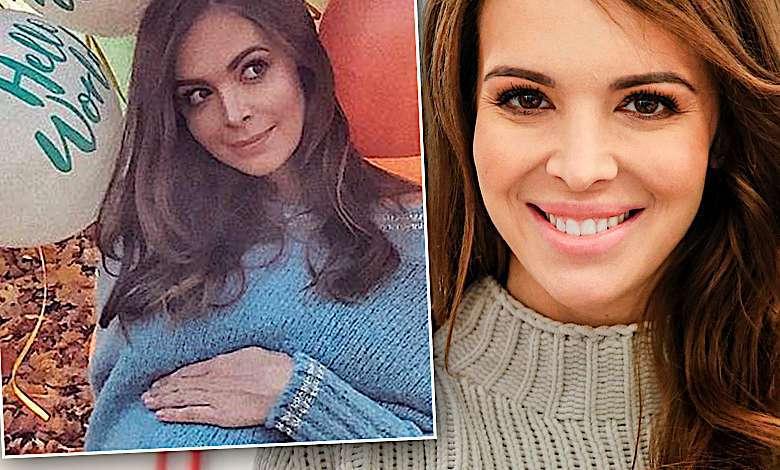 Anna Wendzikowska urodziła drugą córkę?
