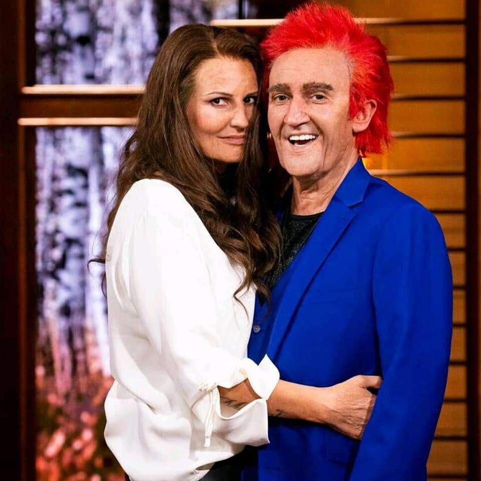 Michał Wiśniewski i Dominika Tajner w Story of My Life