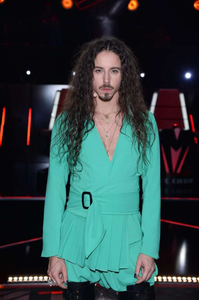 Michał Szpak – półfinał The Voice of Poland 9