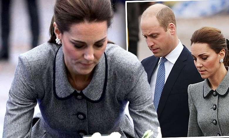 księżna Kate i książę William w Leicester