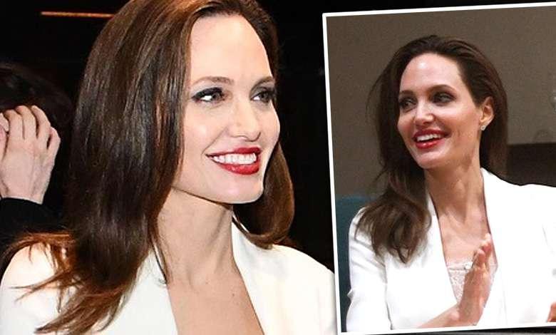 Angelina Jolie w Brytyjskim Instytucie Filmowym