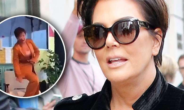"""Fatalna wpadka Kris Jenner: """"Urżnęła się?!"""". Nie uwierzycie co zrobiła podczas programu na żywo! [WIDEO]"""