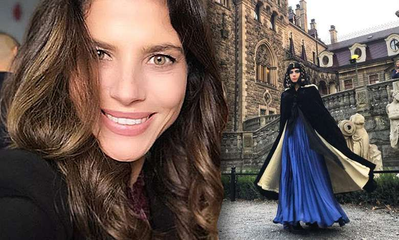 Weronika Rosati nowa rola