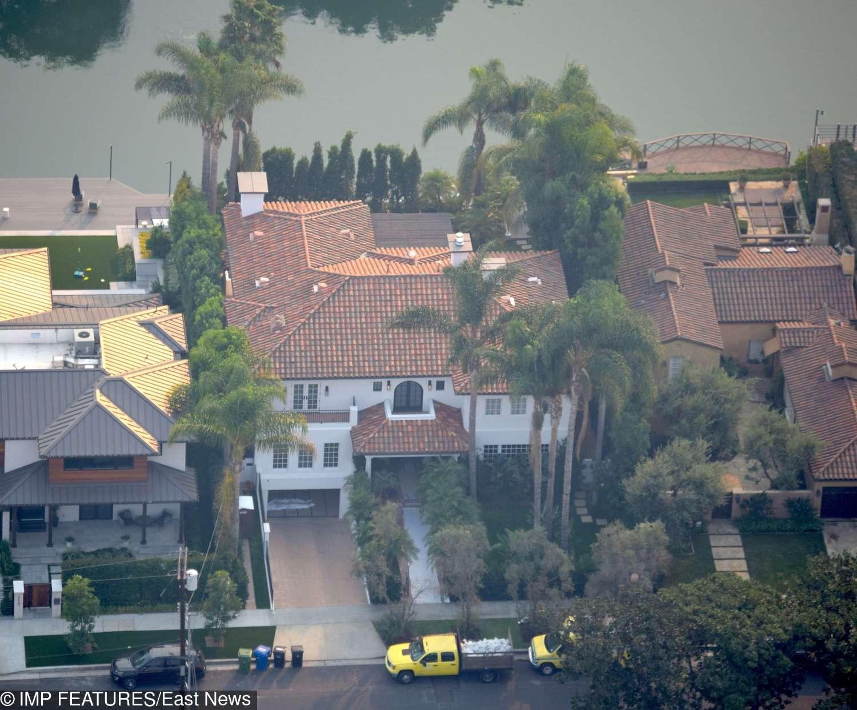 Dom Justina Biebera i Hailey Baldwin w Los Angeles