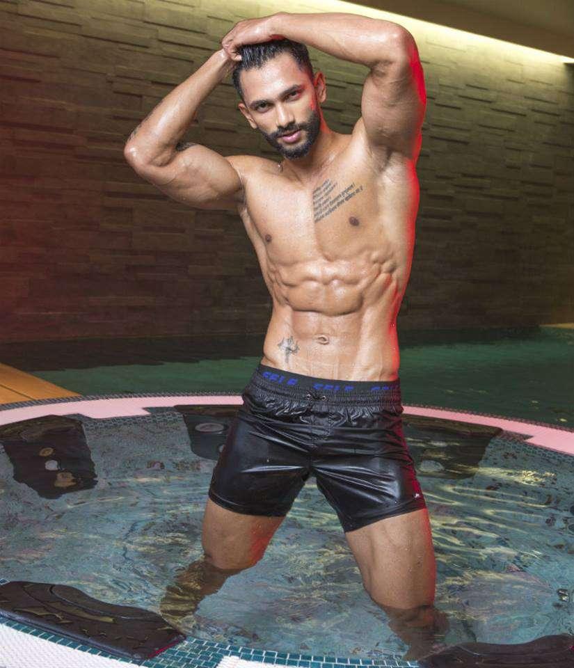 Indie: Prathamesh Maulingkar- Mister Supranational 2018