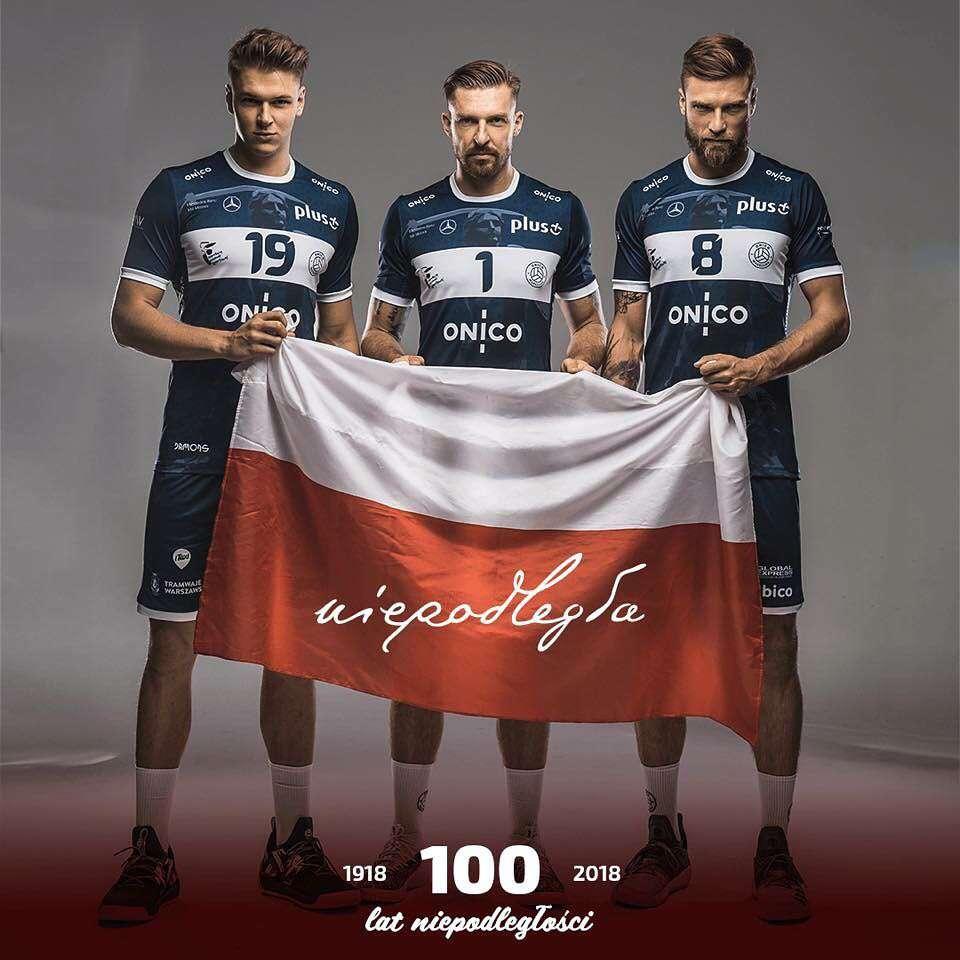 Andrzej Wrona świętuje 100-lecie niepodległości Polski