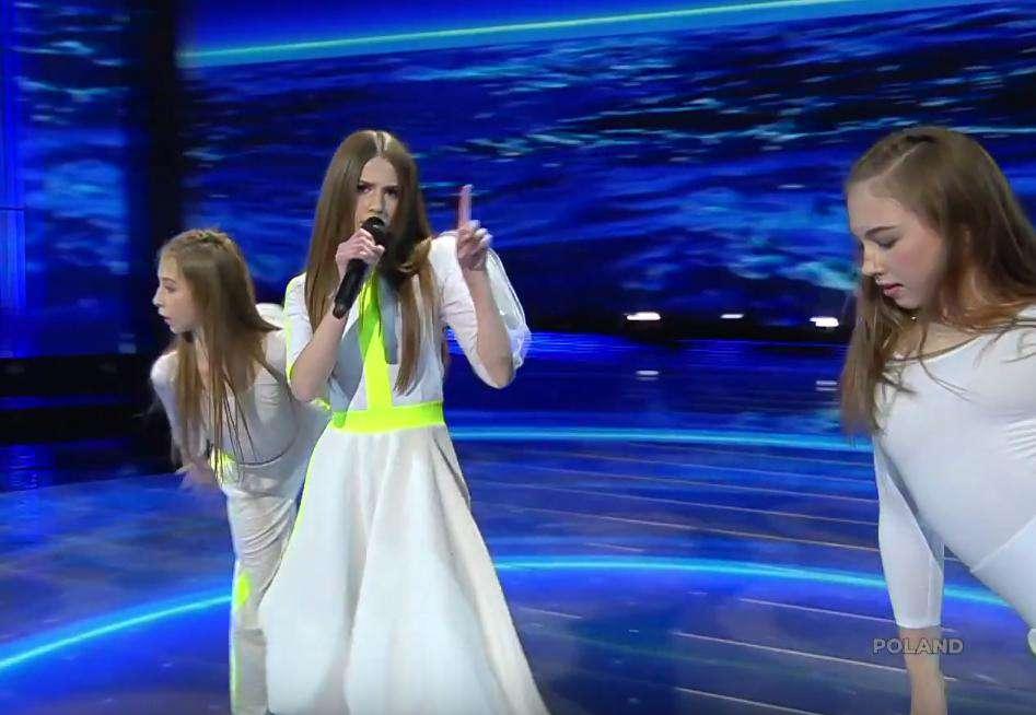 Zdjęcie (24) Polska WYGRAŁA Eurowizję Junior 2018! Historyczny sukces Roksany Węgiel! Zobacz jej występ [WIDEO]