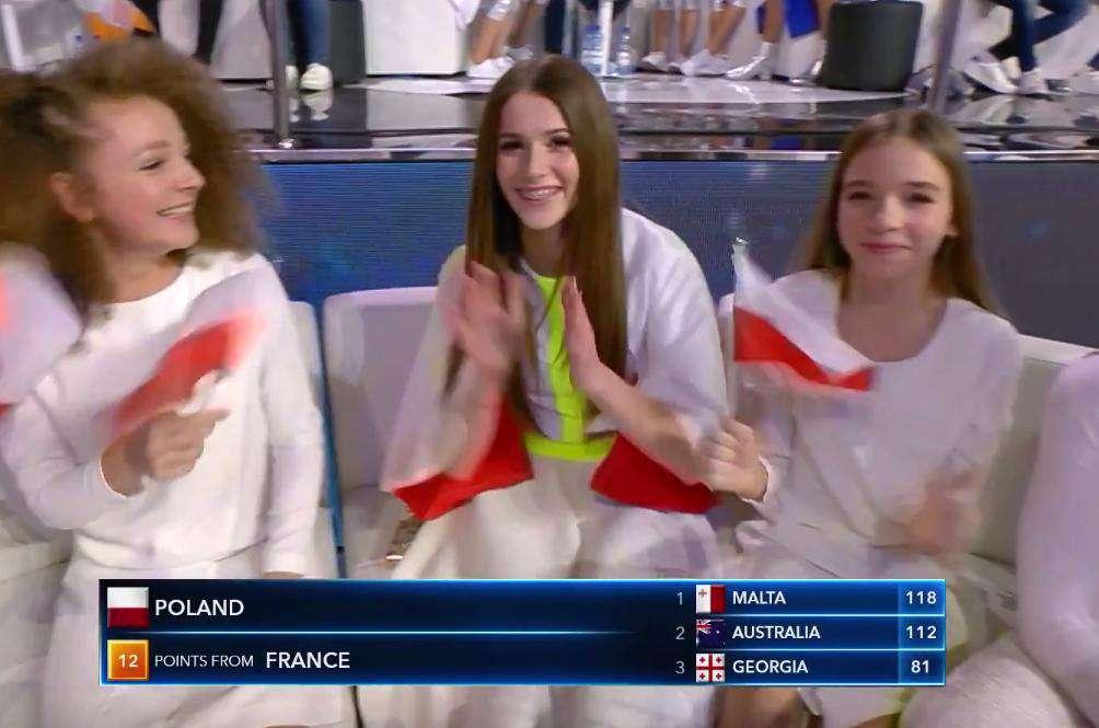 Zdjęcie (4) Polska WYGRAŁA Eurowizję Junior 2018! Historyczny sukces Roksany Węgiel! Zobacz jej występ [WIDEO]
