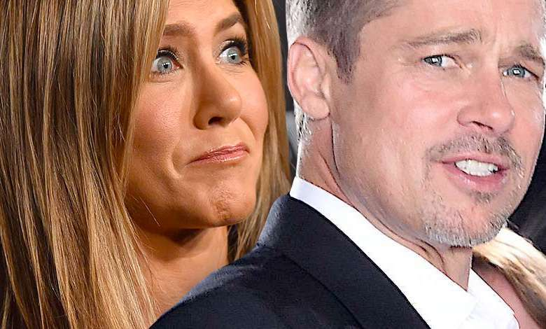 Brad Pitt o Jennifer Aniston