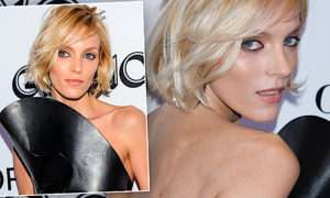 Anja Rubik – Woman of the Year 2018 Glamour