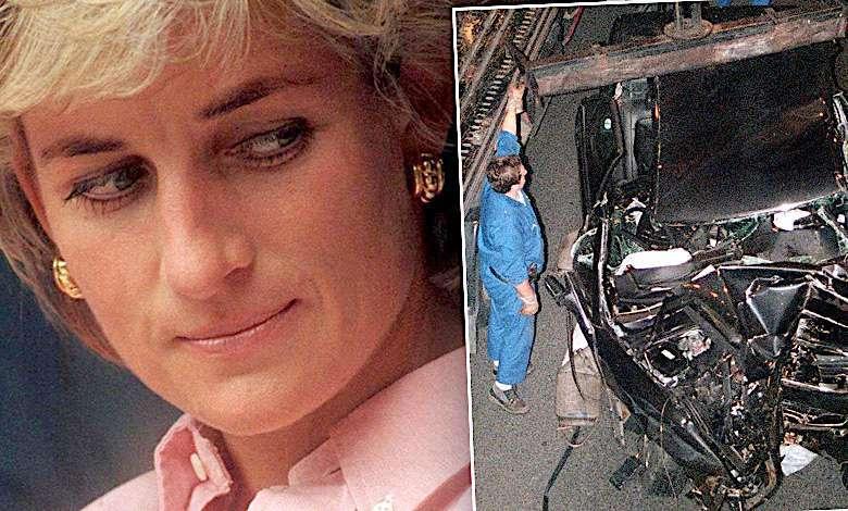 Zdjęcie z wypadku księżnej Diany