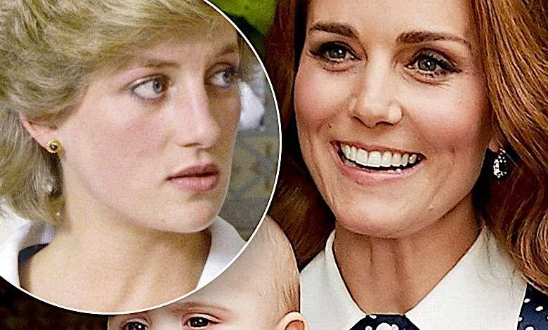 Cios dla księcia Karola! Księżna Kate w jego święto ubrała się dokładnie tak samo jak księżna Diana!
