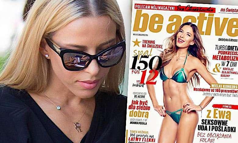 Ewa Chodakowska be Active magazyn