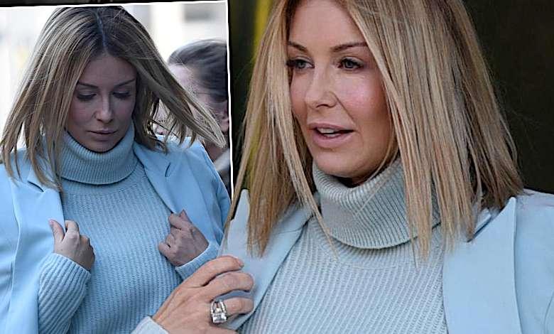 Małgorzata Rozenek jak czwarta siostra Kardashian! Fanki mody pokochają jej błękitny komplet