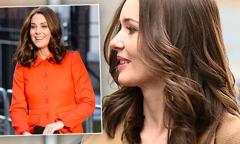 Anna Fedorczak jak księżna Kate zdjęcia