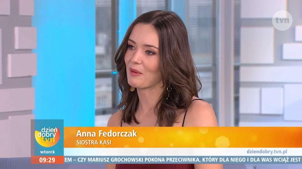 Anna Fedorczak - siostra Kasi Szklarczyk