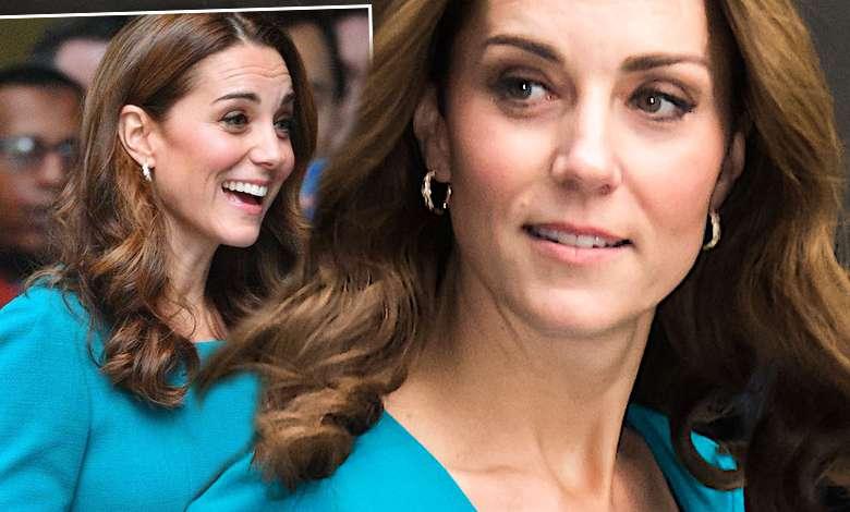Księżna Kate trzeci raz w tej samej sukience! Podczas każdego wystąpienia wyglądała w niej zupełnie inaczej