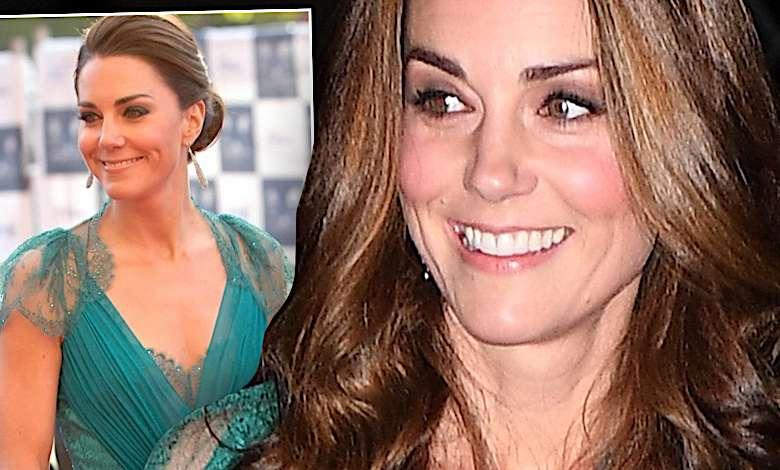 Księżna Kate nosi stare ubrania