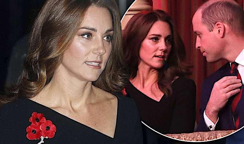 Księżna Kate na koncercie w Royal Albert Hall 11 listopada