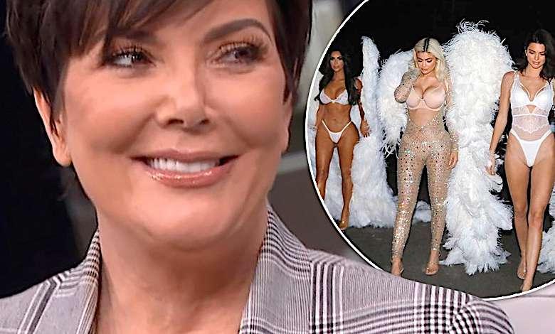 Kris Jenner Halloween jakie przebranie?
