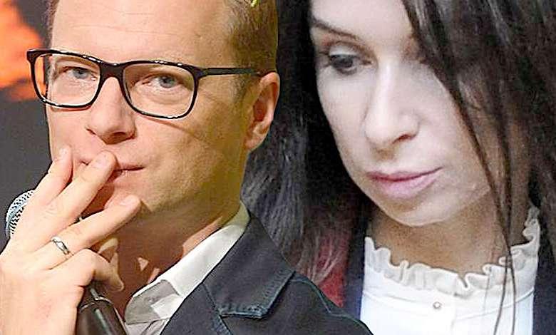 Maciej Stuhr i Marta Kaczyńska