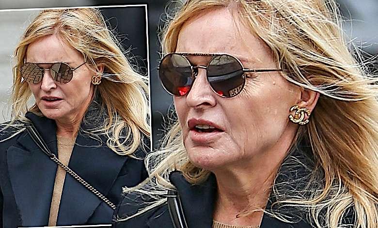Tak ubiera się prawdziwa ikona stylu! Tu Chanel, tam YSL… Monika Olejnik wygląda jak milion dolarów w codziennych ciuchach!