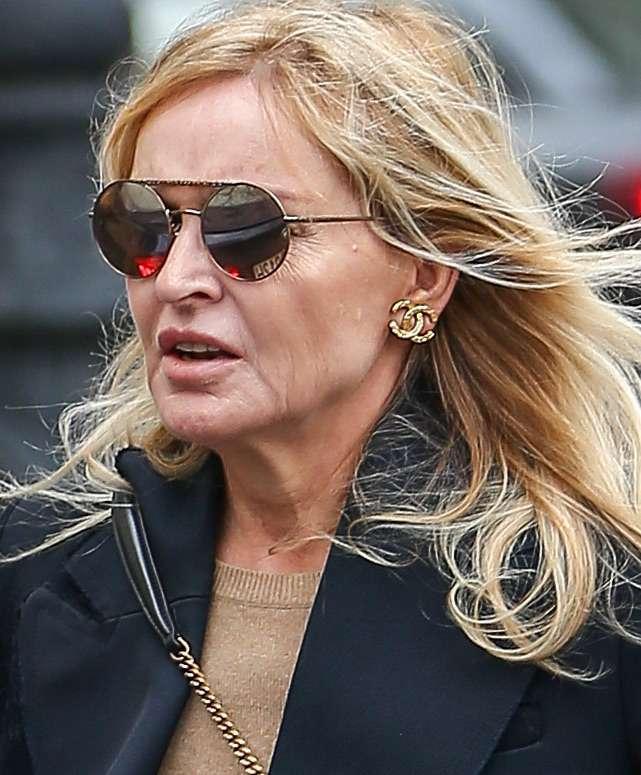 Monika Olejnik z kolczykami Chanel