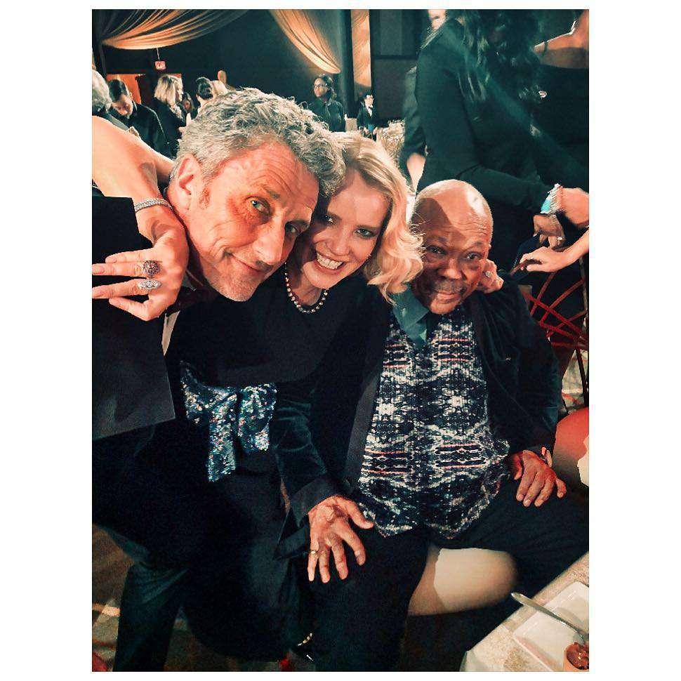 Quincy Jones i Joanna Kulig