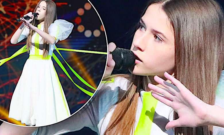 Roksana Węgiel występ Eurowizja Junior 2018