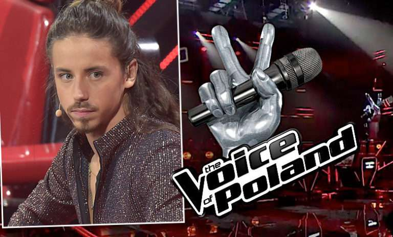 Michał Szpak The Voice of Poland zmiana emisji