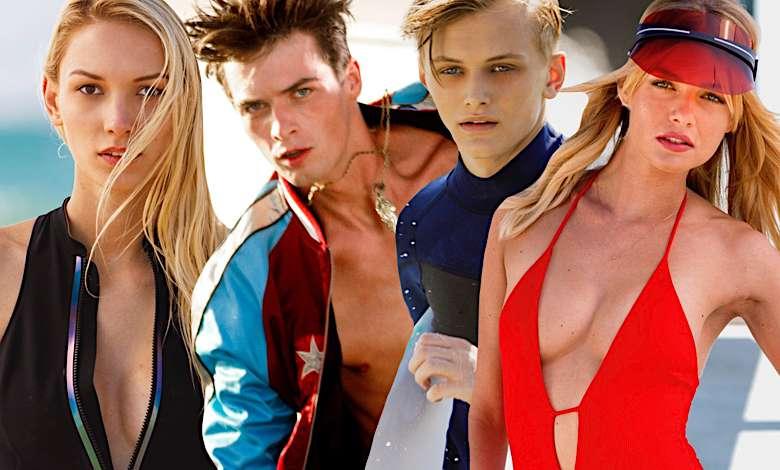Top Model 7 sesja w Los Angeles