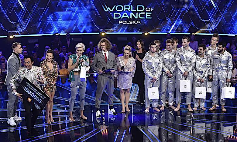 Ildar Gaynutdinov wygrał World of Dance
