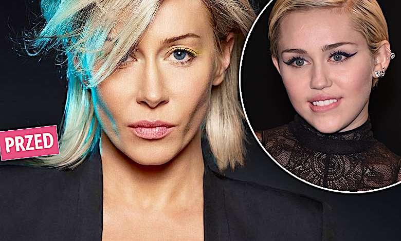 Kasia Warnke wygląda jak zbuntowana Miley Cyrus! W takiej fryzurze nie da się ich odróżnić!