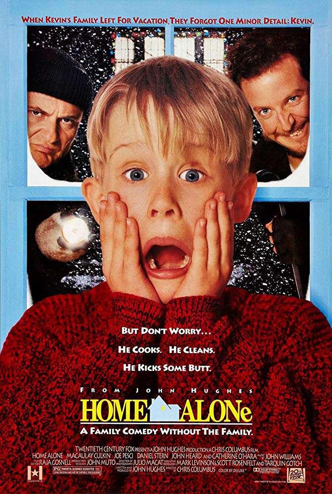Kevin sam w domu - 24 grudnia - Polsat 20:00