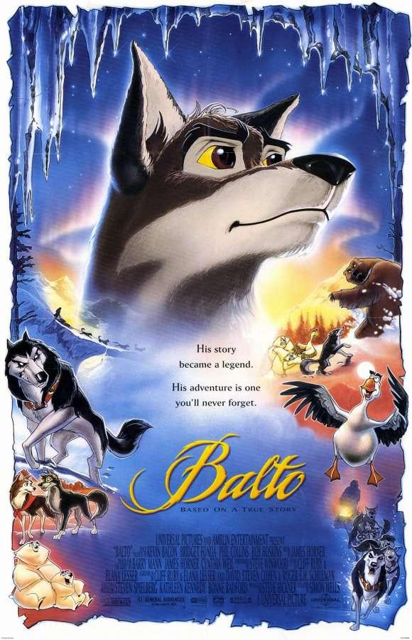 Balto - 24 grudnia - TV4 07:00