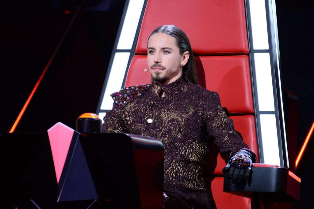 Michał Szpak – finał The Voice of Poland 9