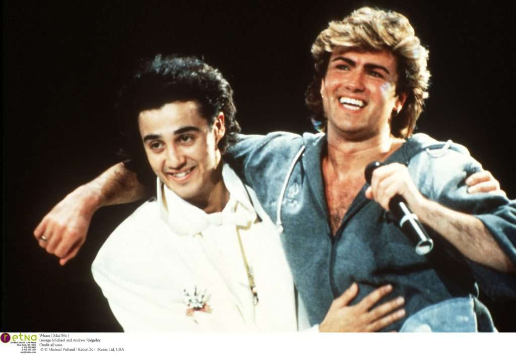 Wham! - George Michael i Andrew Ridgeley