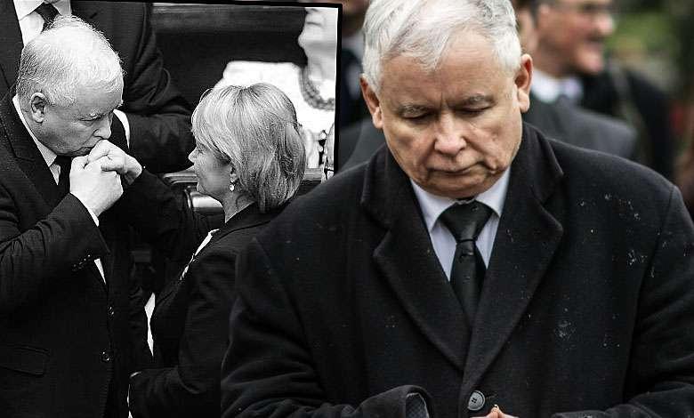 Jarosław Kaczyński Jolanta Szczypińska